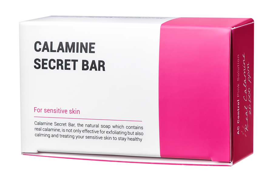 [BUY 1 GET 1 FREE] K-SECRET Calamine Secret Bar