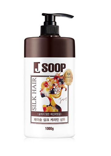 JSOOP Silk Keratin Hair Shampoo