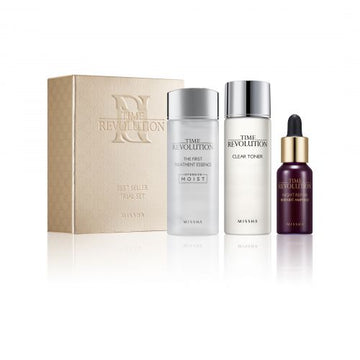 MISSHA Time Revolution Best Seller Trial Kit- delux size