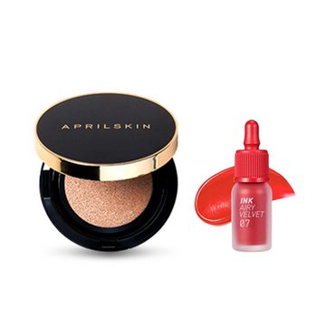[APRILSKIN x PERIPERA] Perfect Makeup Duo