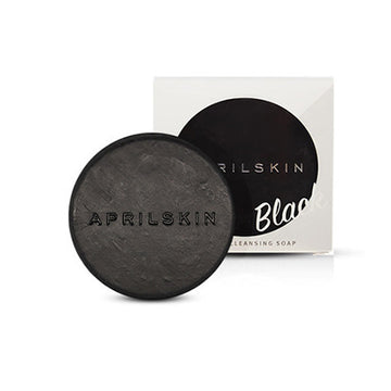 Aprilskin Magic Ston Black Soap