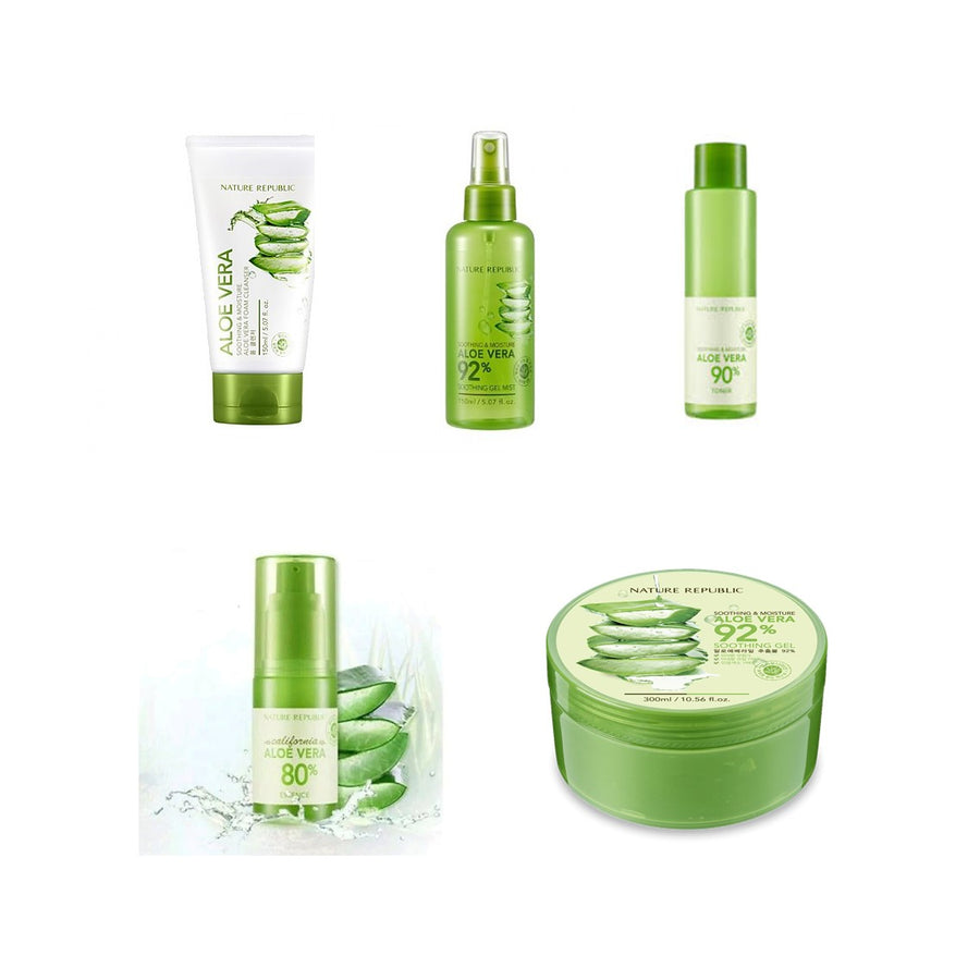 NATURE REPUBLIC Aloe Vera Combo