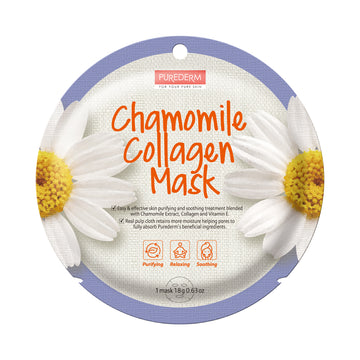 COLLAGEN CHAMOMILE CIRCLE MASK
