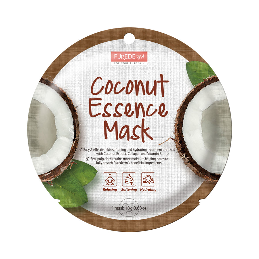 COLLAGEN COCONUT CIRCLE MASK