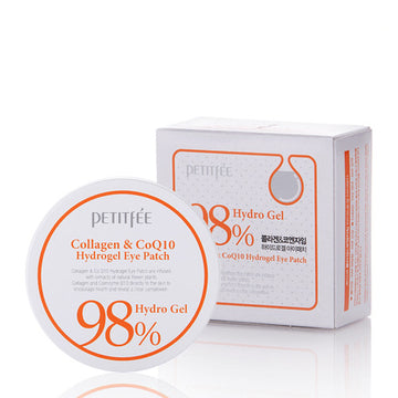 PETITFEE Collagen & CoQ10 Hydrogel Eye Patch 60pcs