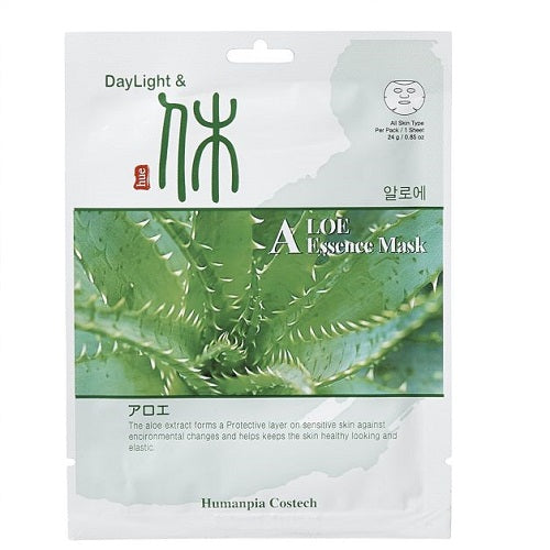 DAYLIGHT & HYU SHEET MASK ALOE