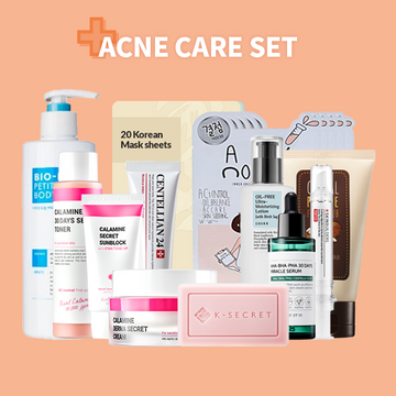 Premium Acne Care Set