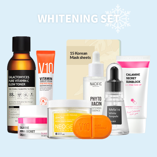 Premium Magical Whitening Set