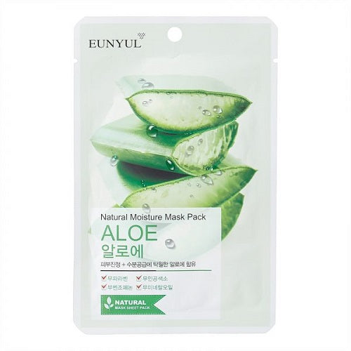 Natural Moisture Mask Pack Aloe
