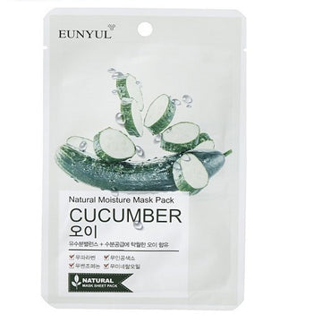 Natural Moisture Mask Pack Cucumber