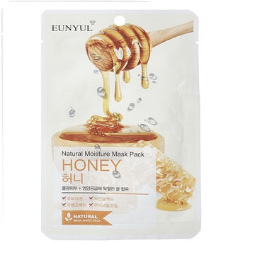 Natural Moisture Mask Pack Honey