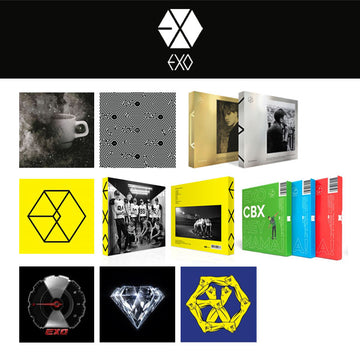 All About EXO Set