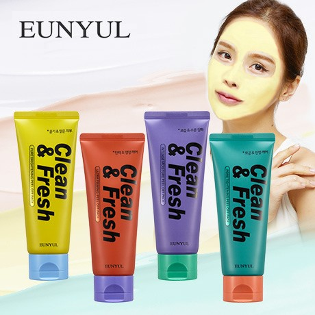 EUNYUL Clean and Fresh Pure Brightening Peel Off Pack