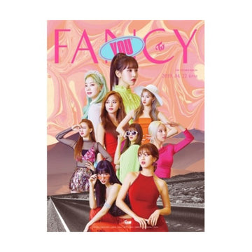 [TWICE] 7th Mini Album - FANCY YOU (Cover Random)