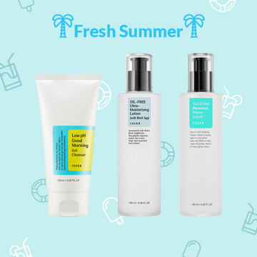 COSRX Fresh Summer Set