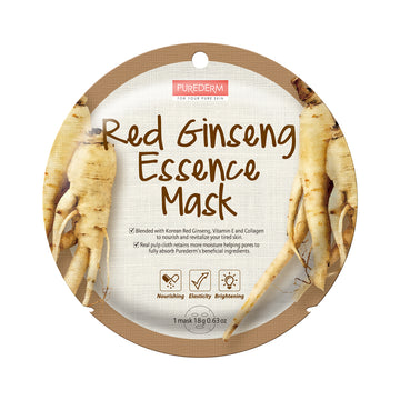 COLLAGEN RED GINSENG CIRCLE MASK
