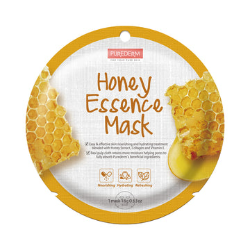 COLLAGEN HONEY CIRCLE MASK