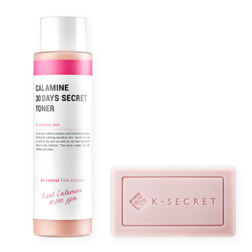 K-SECRET Secret Basic Care Duo ( Toner+Bar )