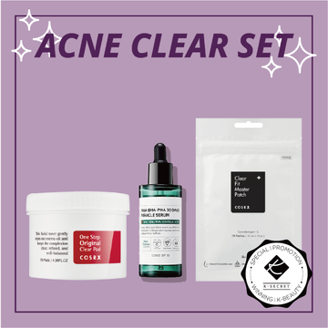 Acne Clear Set