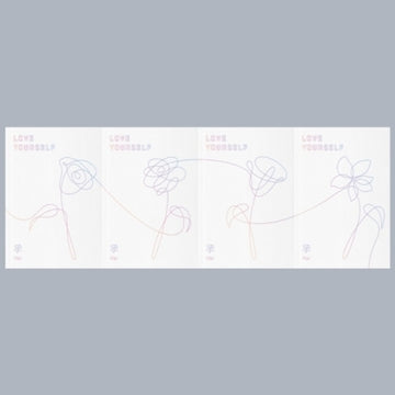 [BTS] 5TH MINI ALBUM- LOVE YOURSELF 承 'HER' ★Ver. Random★