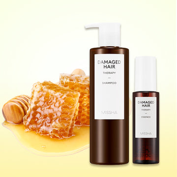 MISSHA Damaged Hair Therapy Set