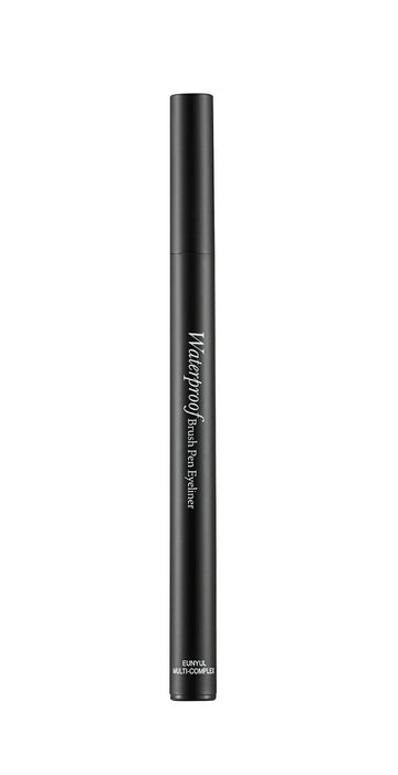 Multi Complex Black Waterproof  brush Pen Eyeliner