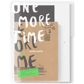 [SUPERJUNIOR] Special Mini Album - One More Time