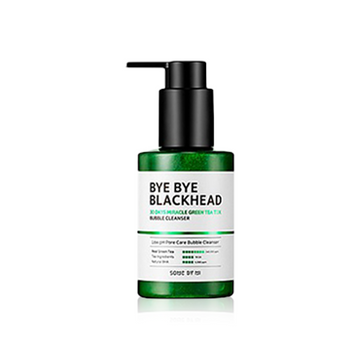 SOME BY MI Bye Bye Blackhead 30Days Miracle Green Tea Tox Bubble Cleanser