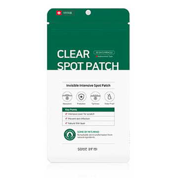 SOME BY MI Clear Spot Patch 18pcs