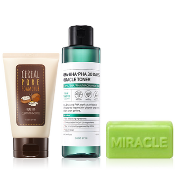 SOME BY MI Good Bye Acne Trio