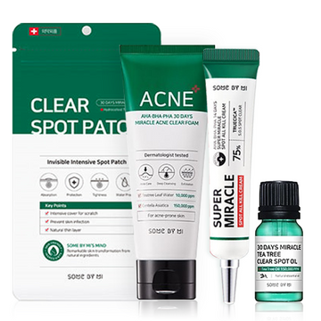 SOME BY MI Miracle Acne Spot Set