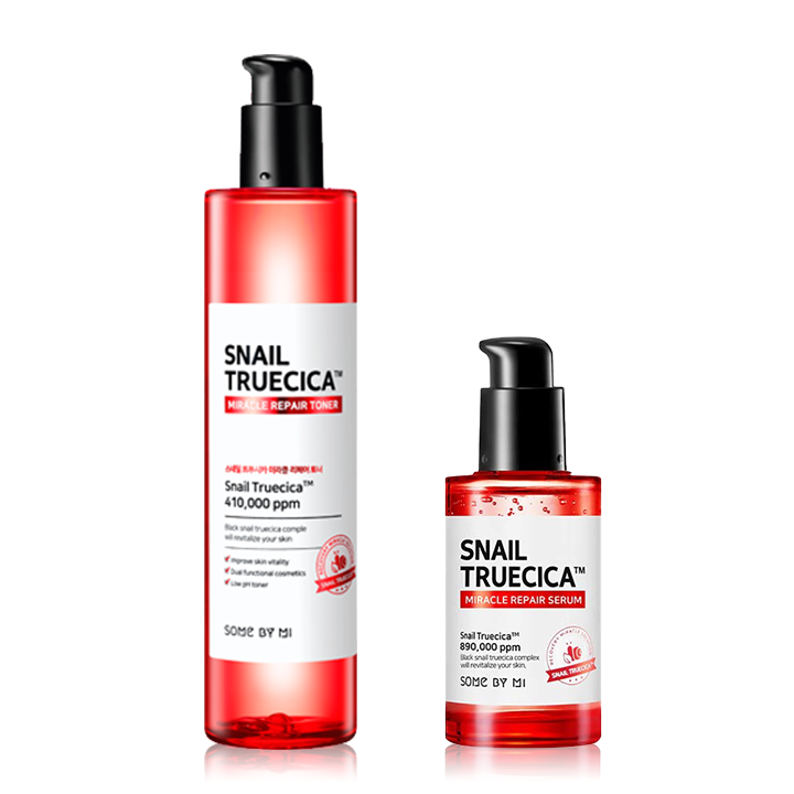 SOME BY MI Snail Truecica Miracle Repair Duo
