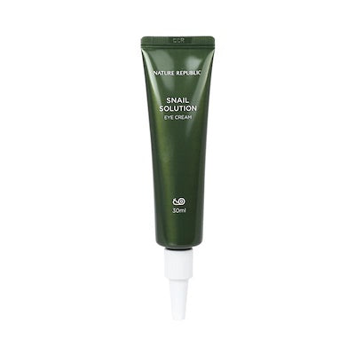 Nature Republic Snail Solution Eye Cream 30ml