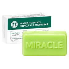 SOME BY MI AHA BHA PHA 30 Days Miracle Cleansing Bar