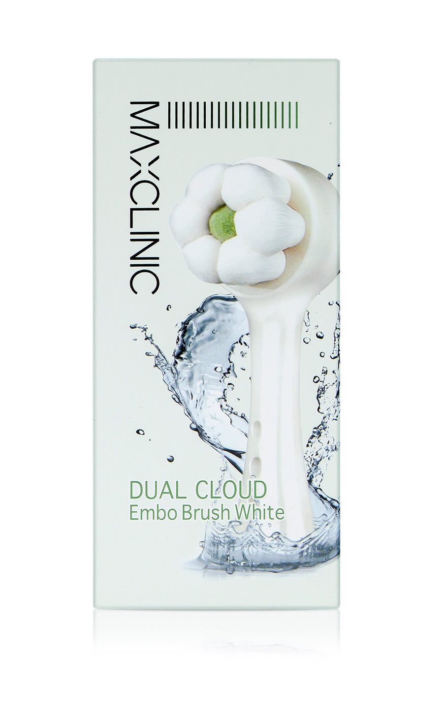 MAXCLINIC Dual Cloud Embo Massage Brush