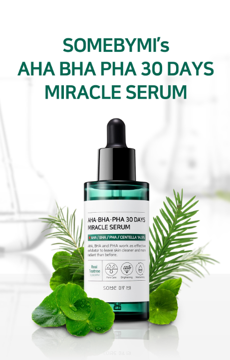 SOME BY MI AHA BHA PHA 30 Days Miracle Serum
