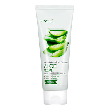 [BUY 1 GET 1 FREE] Aloe Vera Foam Cleanser