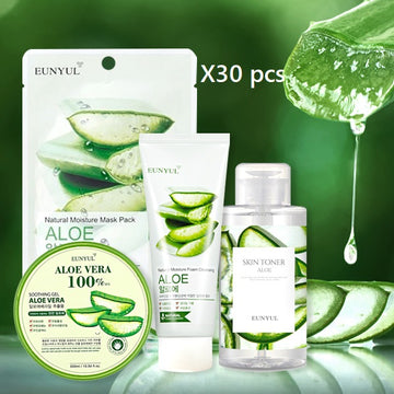 ALOE MOISTURIZING SET