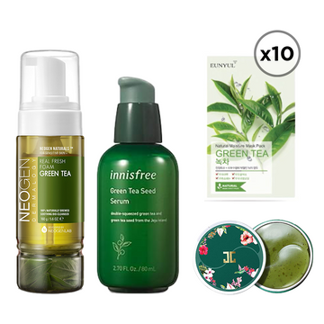 Green Tea Skincare Set