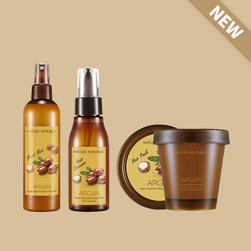 NATURE REPUBLIC Argan Hair package
