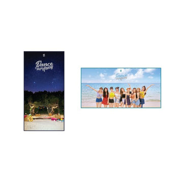 [TWICE] Beach Towel (summer popup) (B Type)