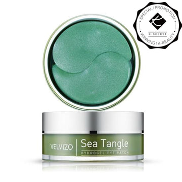 VELVIZO SEA TANGLE HYDROGEL EYE PATCH