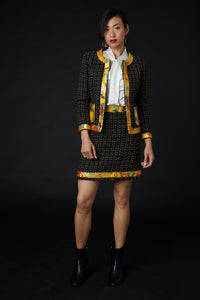 Pingyang Tweed Jacket