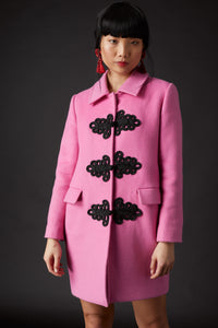 Windsor Ming Coat Pink