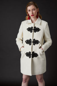 Windsor Ming Coat White