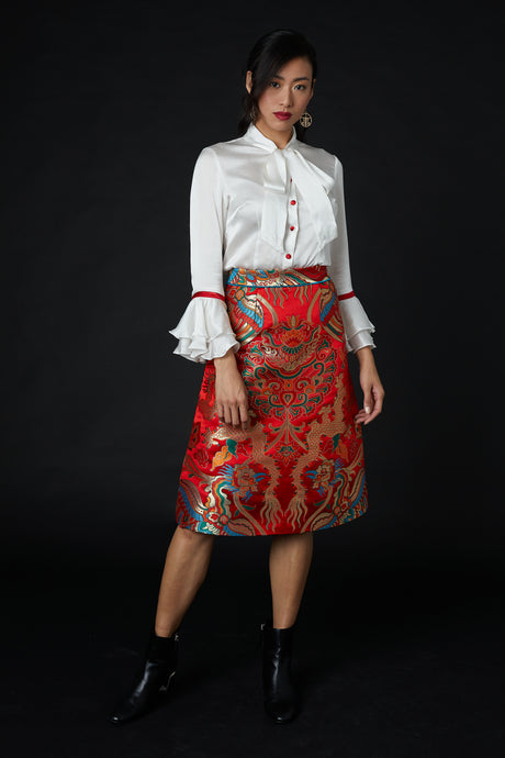 Regency Dragon Skirt