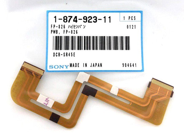 Camcorder Genuine Flexible cable FP826 187492311 Sony