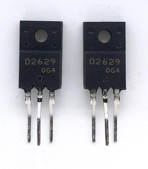 Color TV Horizontal Output Transistor 2SD2629-LS TO220F-LS