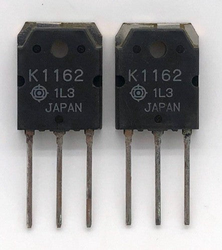 High Speed Power Switching Mosfet 2SK1162 TO-3P Hitachi
