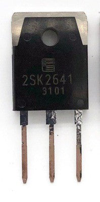 Audio Power Switching Transistor 2SK2641-01 TO-3P Fuji Elect